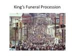 king s funeral procession