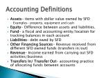 accounting definitions