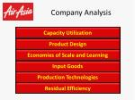 company analysis4