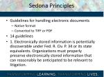 sedona principles