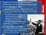 civil rights cont2