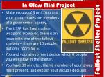 fallout shelter project