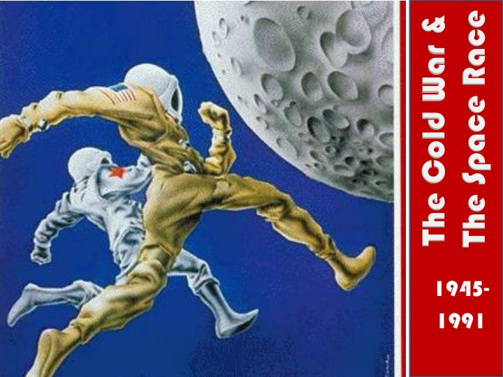 the cold war the space race n.