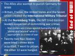 the end of wwii1