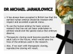 dr michael jarmulowicz