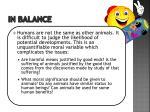 in balance2