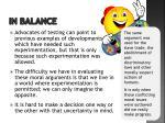 in balance3