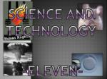 science and technology10