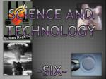 science and technology5