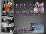science and technology6