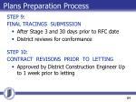 plans preparation process6