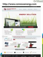 http www connexxenergy com