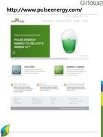 http www pulseenergy com