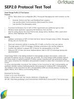 sep2 0 protocol test tool