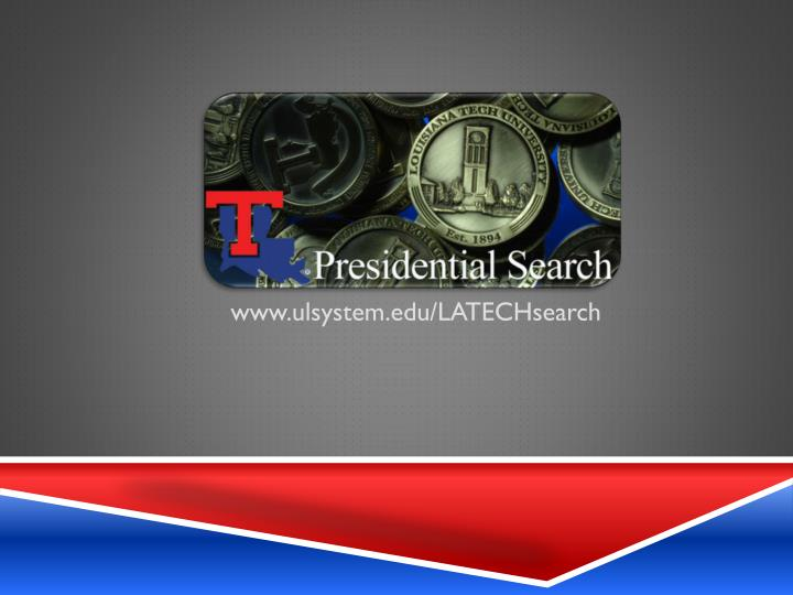 www.ulsystem.edu/LATECHsearch