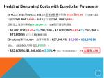 hedging borrowing costs with eurodollar futures 4