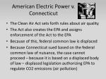 american electric power v connecticut4