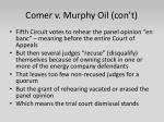 comer v murphy oil con t