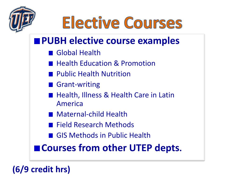 PPT - Master of Public Health (MPH) Program PowerPoint