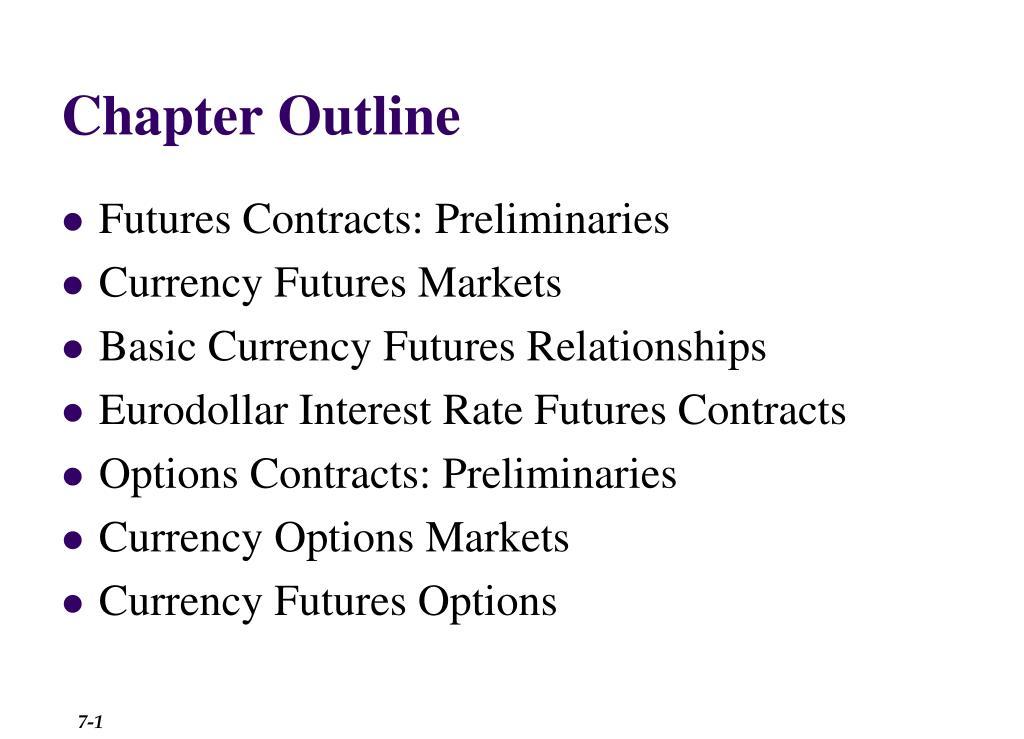 Exchange Traded Derivative Definition