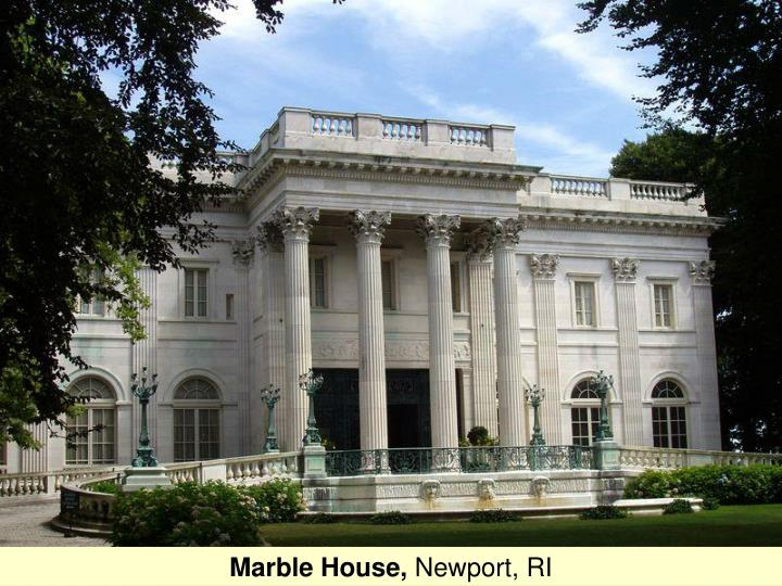 Marble House,