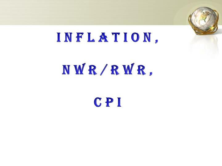 Inflation,