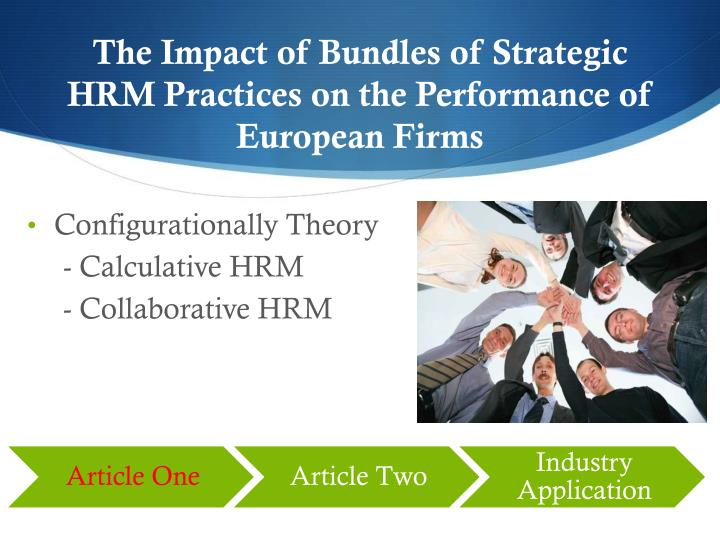 hrm article review Human resources & organizational behavior conceptual/theoretical articles pertaining to human resource management and research and review articles.