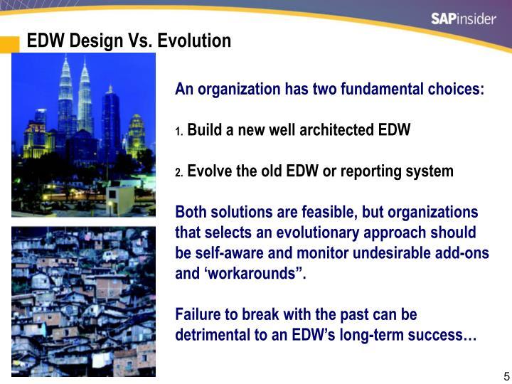 EDW Design