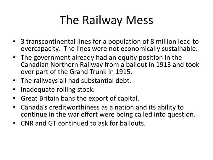 The Railway Mess