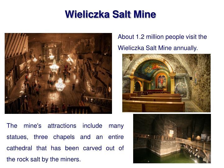 Wieliczka Salt