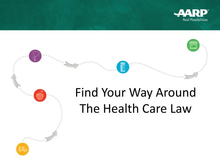 find your way around the health care law n.