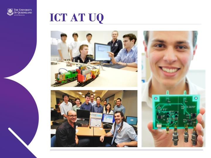 ICT AT UQ