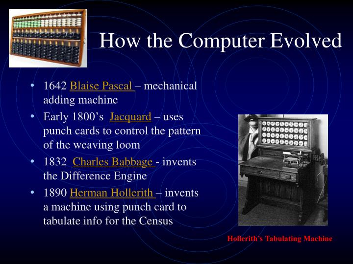 a history of the computer This book is an exciting history of the personal computer revolution early personal computing, the first personal computer, invention of the microprocessor at intel and the first microcomputer are detailed.