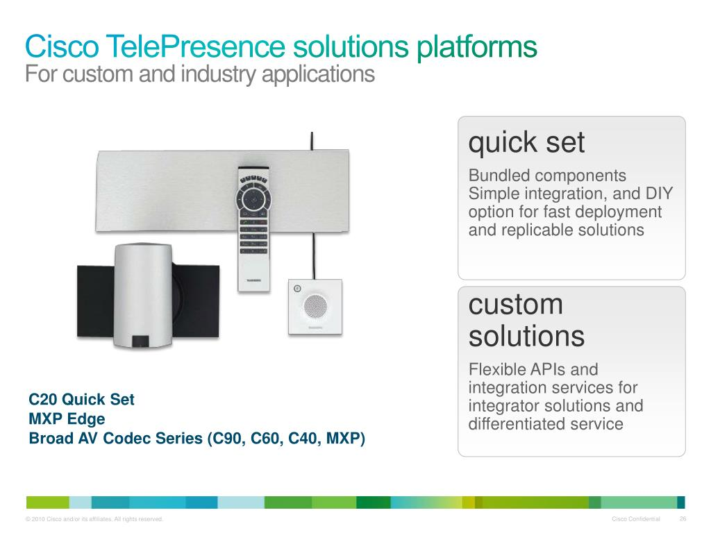 PPT - Innovate Together: Telepresence for everyone