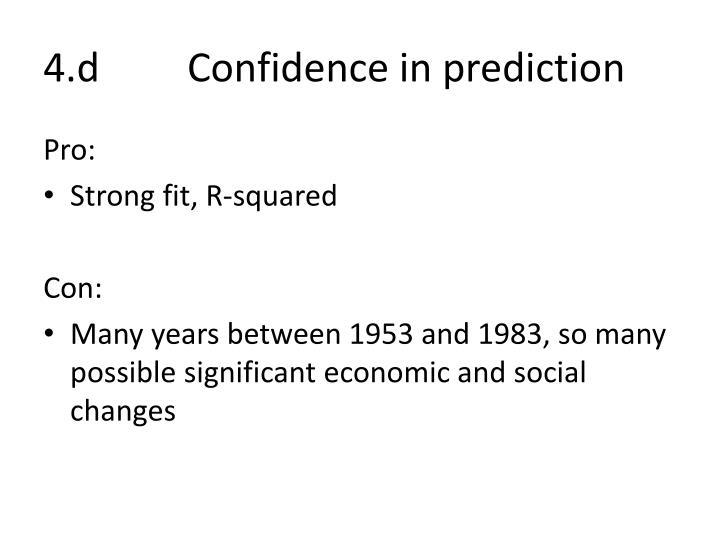 4.dConfidence