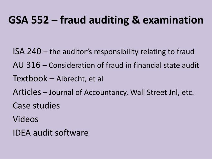 the auditor's responsibility to consider fraud Fraud and error auditors' responsibility levels 11 pages fraud and error  or download with email fraud and error auditors' responsibility levels download fraud and error auditors' responsibility levels  isa 240 the auditor's responsibility to consider fraud in an audit of financial statements makes it clear that the.