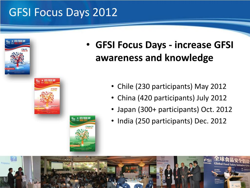 PPT - Global Food Safety Initiative PowerPoint Presentation