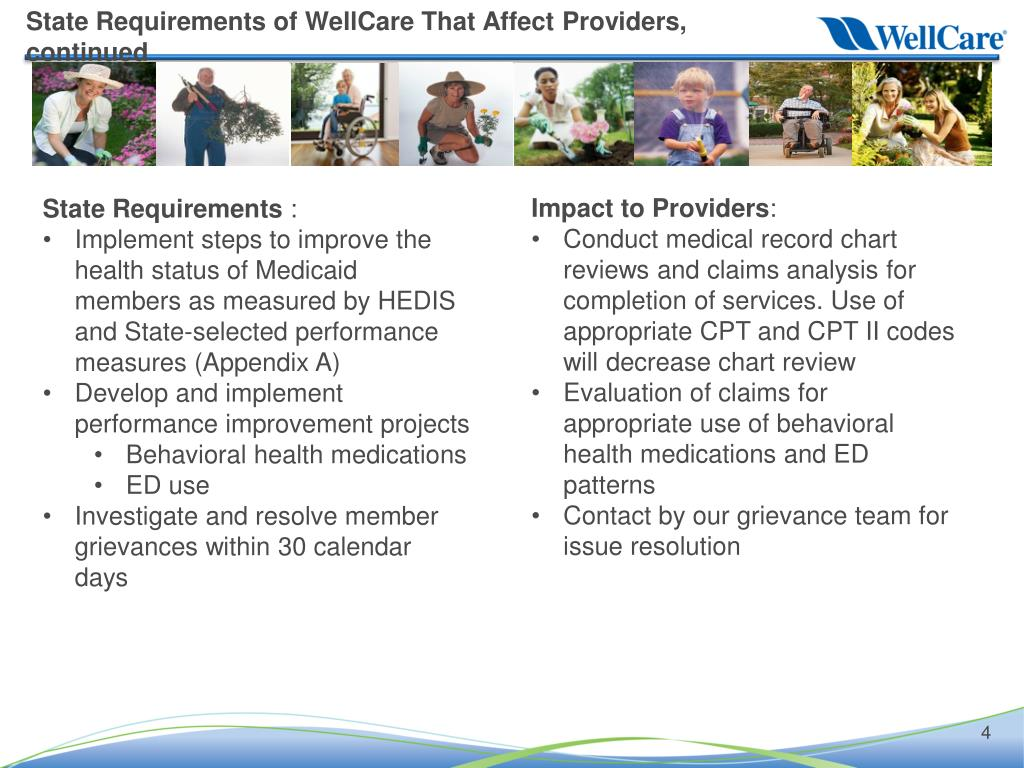 PPT - WellCare of Kentucky's Quest for Quality PowerPoint