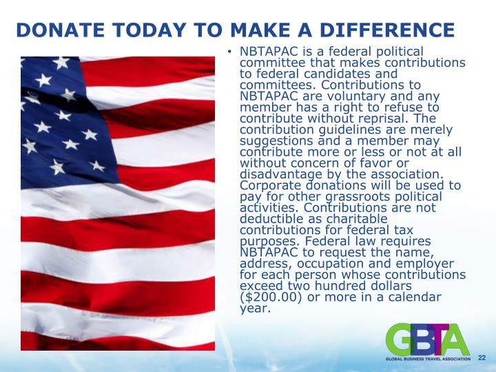 DONATE TODAY TO MAKE A DIFFERENCE