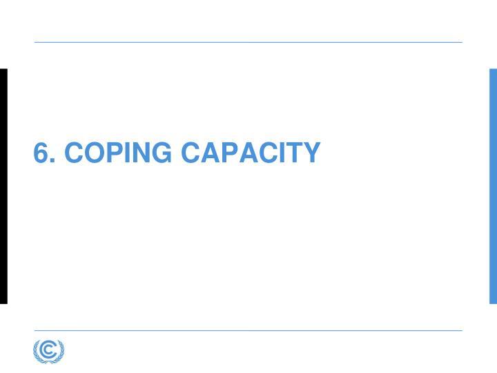 6. Coping Capacity