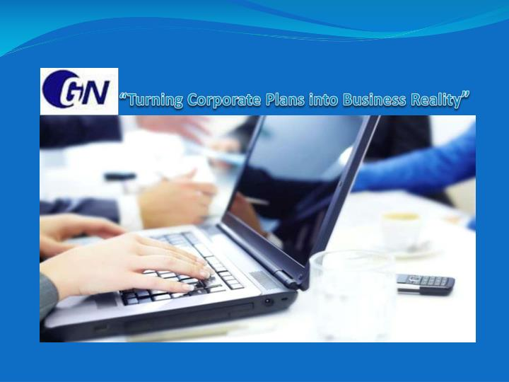 turning corporate plans into business reality