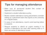 tips for managing attendance1