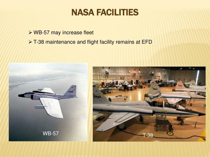NASA FACILITIES