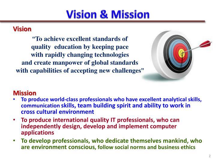 tcs vision mission