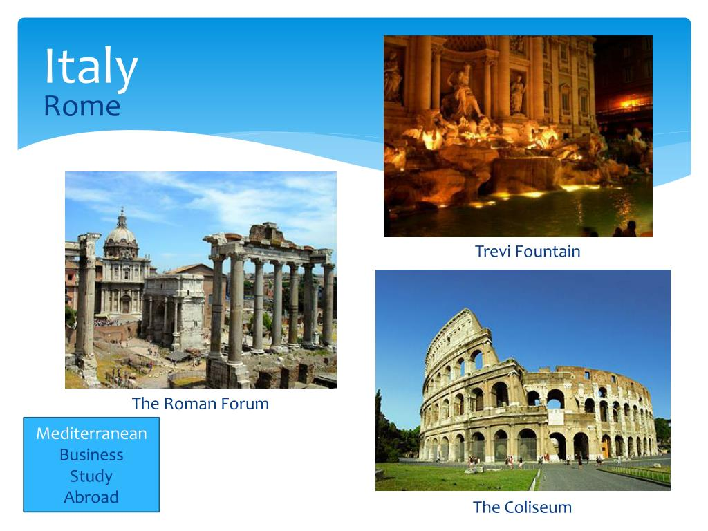 PPT - Mediterranean Business Study Abroad PowerPoint Presentation