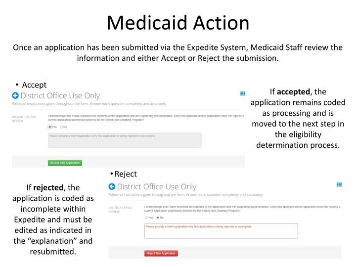 Medicaid Action