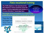 fiata vocational training