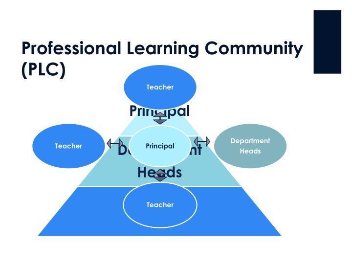 Professional Learning Community (PLC)