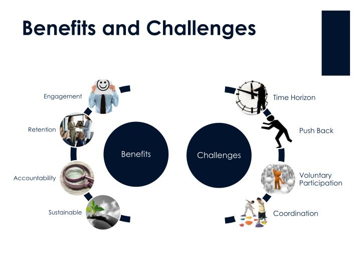 Benefits and Challenges