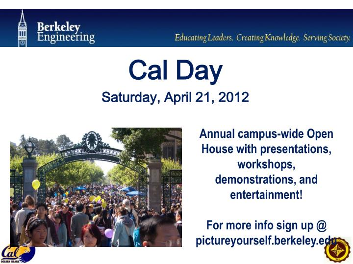 Cal Day